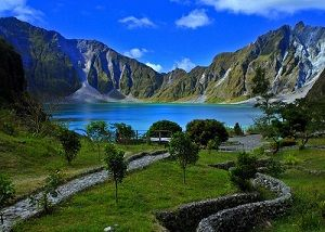 Mount Pinatubo Tour 1: Manila – Solano – Banaue – Sagada – Baguio – Mount Pinatubo- Manila