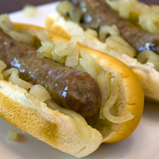 The Ultimate Beer Brats Recipe