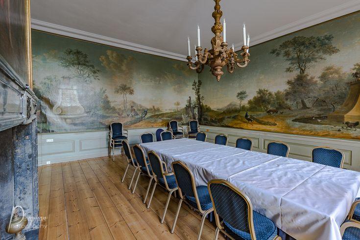 Wandbespanning Huize van de Kasteele