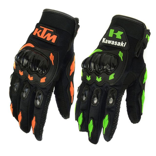 PRODEJ !!  Léto Zima Full Finger motocyklové rukavice gants moto luvas motokrosové motorky kůže Guantes moto závodní rukavice