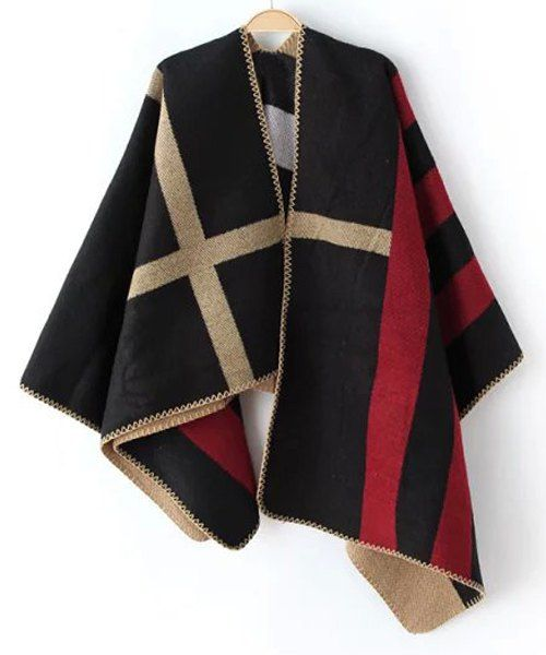 fully chic this cape!