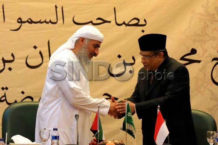 Anggota Keluarga Kerajaan Uni Emirat Arab Kunjungi PBNU http://sin.do/bJAc  http://photo.sindonews.com/view/11743/anggota-keluarga-kerajaan-uni-emirat-arab-kunjungi-pbnu