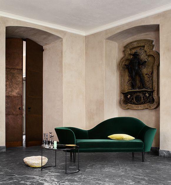 Grand Piano Chaise longue | GUBI