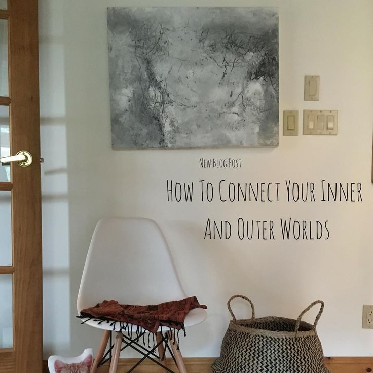 Blog post exploring how are home decor influences how we feel,  Are there things you do in your home to influence how you feel? Create peace in your home through modern abstract .art