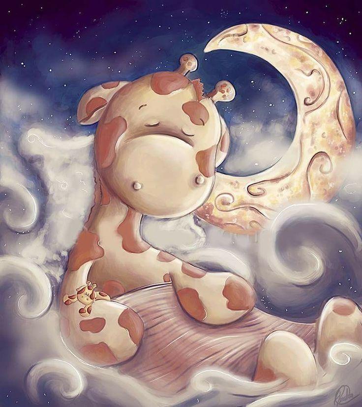 Сладкие сны картинки мультяшные, открытки раскладушки открытки