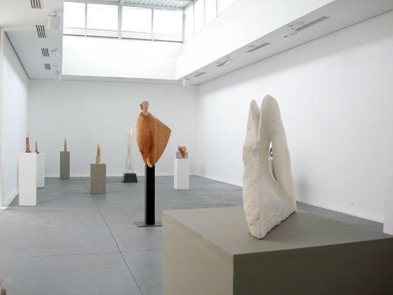 """Nel 2007 inaugura la mostra itinerante """"Incontro a Pietrasanta"""" presso la Galería Duque Arango - Medellín"""