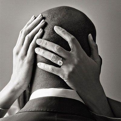 Net verloofd? Laat het iedereen weten met deze romantische, maar eenvoudige aankondiging #huwelijk #verloving