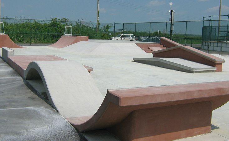 Image result for new Exterior Skatepark
