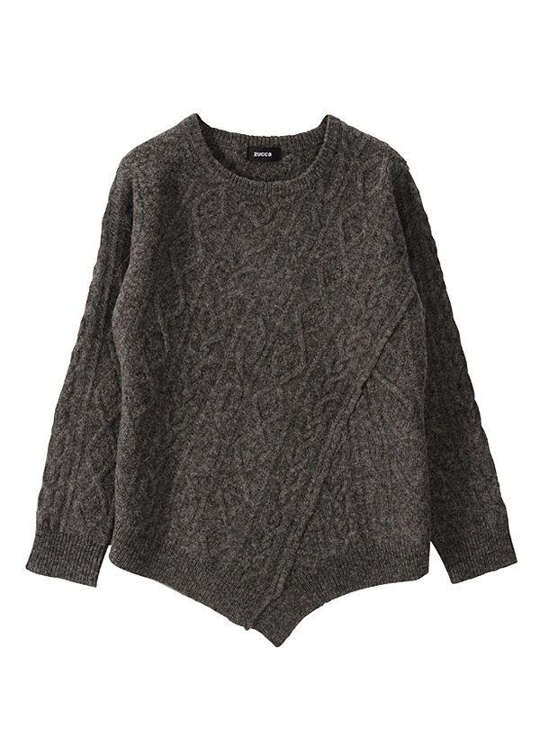 ZUCCa / アランニット / セーター