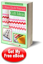 How to Sew a Gift for Any Occasion: 12 Easy Do-It-Yourself Gift Ideas Free eBook | AllFreeSewing.com