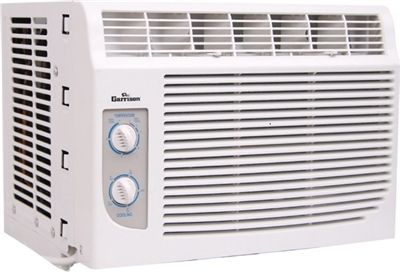 garrison 6000 btu air conditioner manual