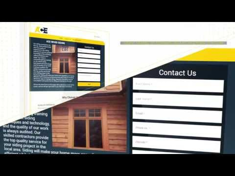 (2) Wood Siding Installation Pros - YouTube