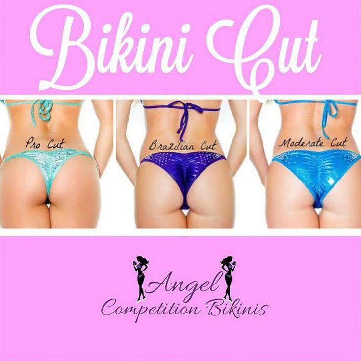 Brazilian cut, pro cut, micro pro cut, coverage for bikini competition, npc bikini competition coverage