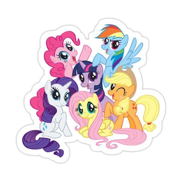 My Little Pony Sticker By Saucyshaun In 2021 My Little Pony Stickers My Little Pony Pony