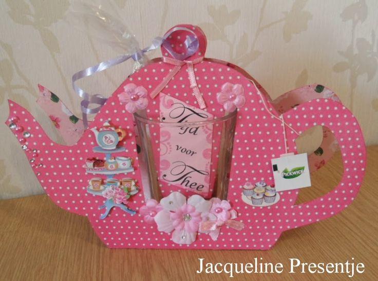 Jacqueline Presentje: gratis patroontjes / ontwerpen