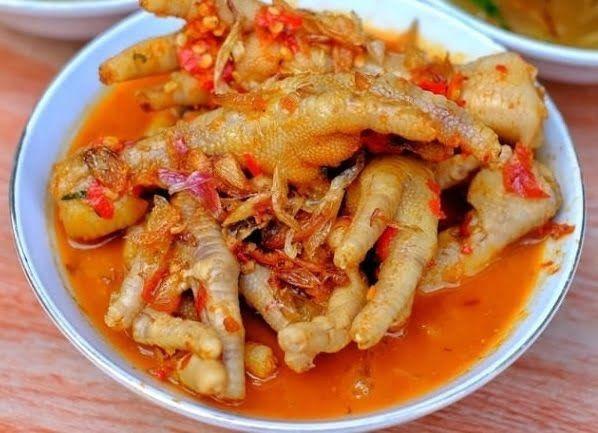 Resep Seblak Ceker Kuah Hanya 4 Langkah Resep Resep Resep Masakan Masakan