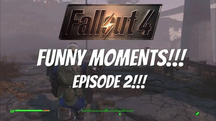 Fallout 4: FUNNY MOMENTS: EP. 2 #Fallout4 #gaming #Fallout #Bethesda #games #PS4share #PS4 #FO4