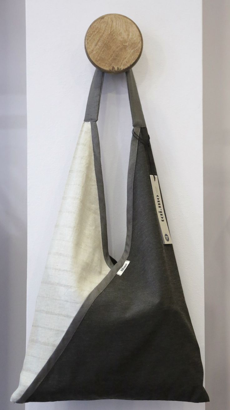 Shoulder bag of different fabric combinations... Summer, lightweight, easy-to-carry!