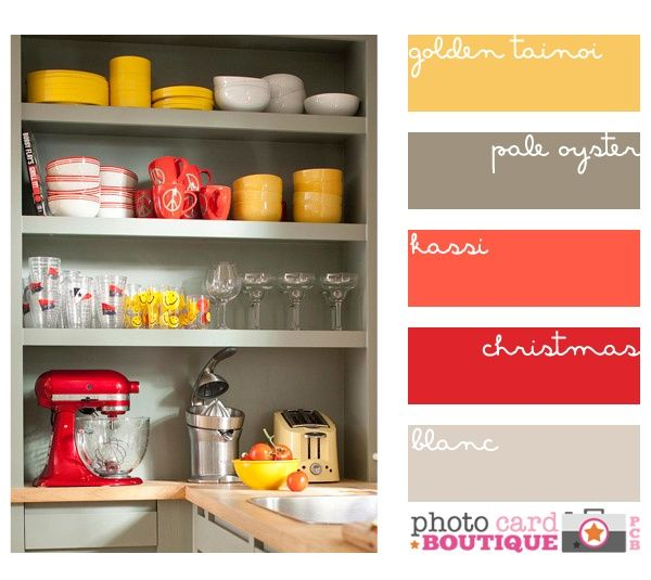 Five No Fail Palettes For Colorful Kitchens: 17 Best Images About Kitchen On Pinterest