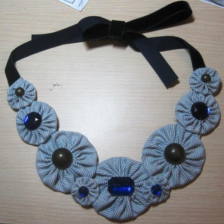 13 best Collar babero images on Pinterest | Bib necklaces, Jewel and ...