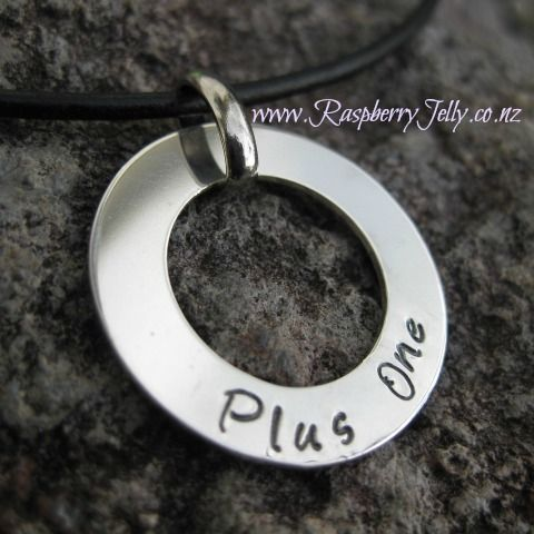 Infinity pendant. Love eternal ~ infinity is the circle that has no end.
