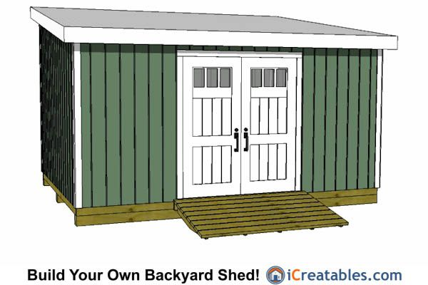 12x16 lean to shed plans 12x16 shed plans pinterest for 12x16 deck plans free