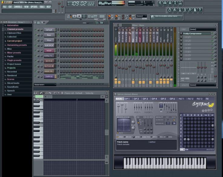 Fl Studio Production Electronic Online