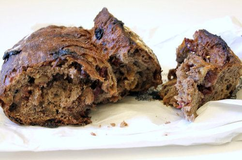 Raisin and Nut Bread