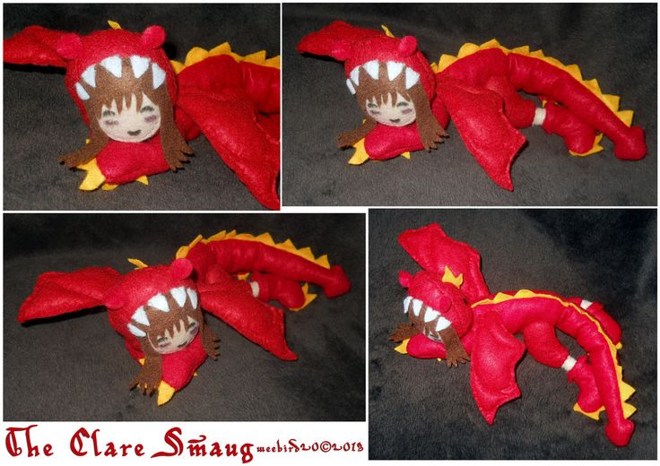 The Clare Smaug by weebird on DeviantArt
