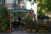 Restaurant - Schwabing - Bayrisch: Osterwaldgarten