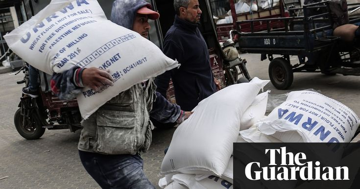 Trump cuts jeopardise lives of millions of Palestinian refugees, UN warns   Global development   The Guardian....trump's policy: agree with my foreign policy or you don't get aid—this after destroying Palestinians by moving the US embassy to Jerusalem