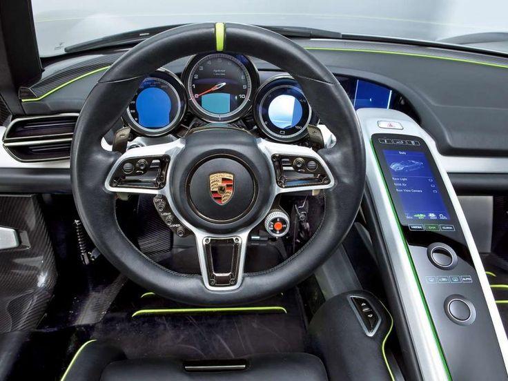 Porsche 918 Spyder Kostet 768 026 Euro 2013 Porsche 918