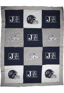 Product: Jackson State University Tigers Blanket