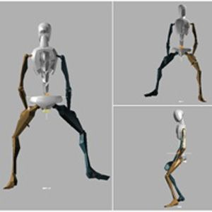 Innovative body suits used by movie makers which work with inertial motion sensors, could be used to help riders improve their balance and symmetry, and improve poor posture in the saddle.
