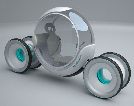 Future Fuel Cell Cars