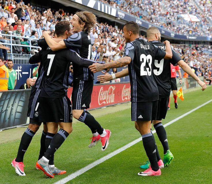 Web Oficial con todas las noticias de los partidos del Real Madrid con crónicas, resultados, gráficas detalladas, videos, fotos…
