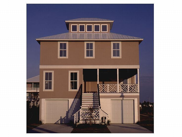 135 best narrow lot house plans images on pinterest home for Coastal house plans narrow lots