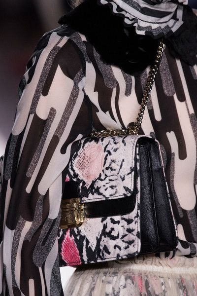 Blugirl Fall Winter 2016/2017 Accessories Collection #mfw