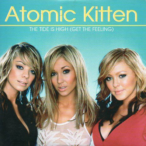 Atomic Kitten - The Tide Is High piano sheet music