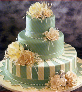 mint green and gold wedding cakes 17 best images about mint amp gold wedding on 17444