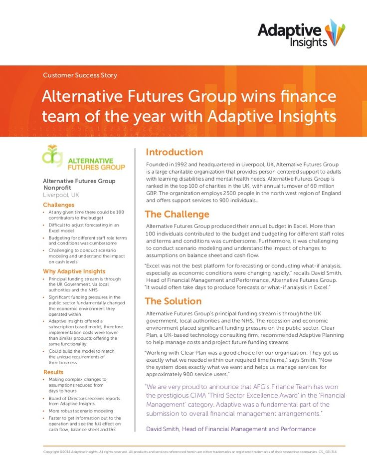 Nucleus Research ROI Study on DocuSign\u0027s usage of the Adaptive Suite - budget cash flow spreadsheet