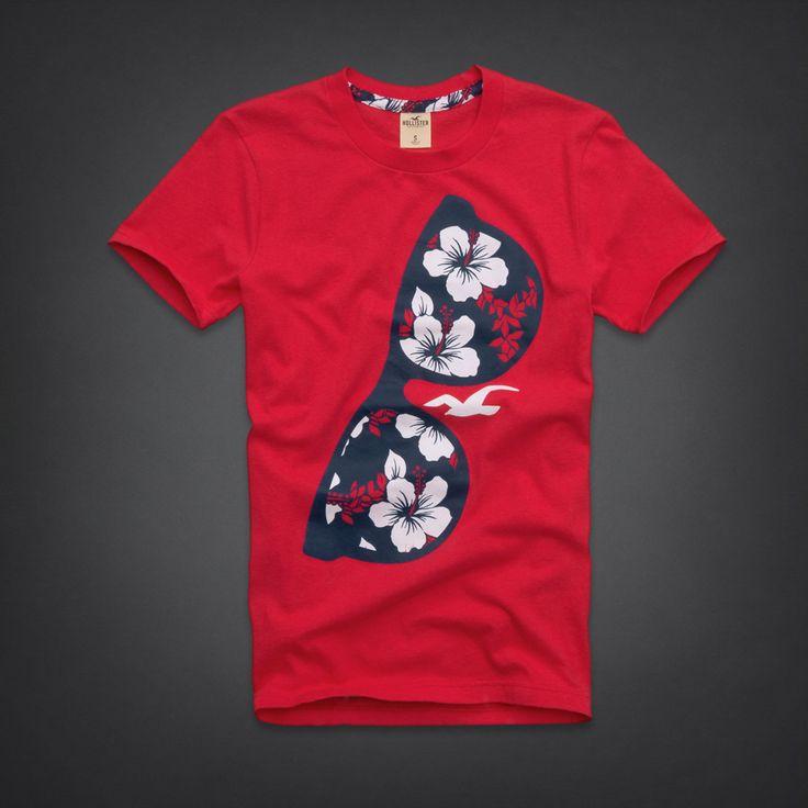 custom hollister shirts