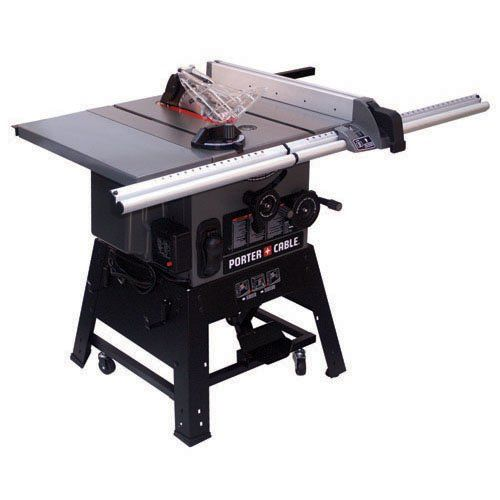 PORTER-CABLE 15-Amp 10″ Table Saw PCB270TS