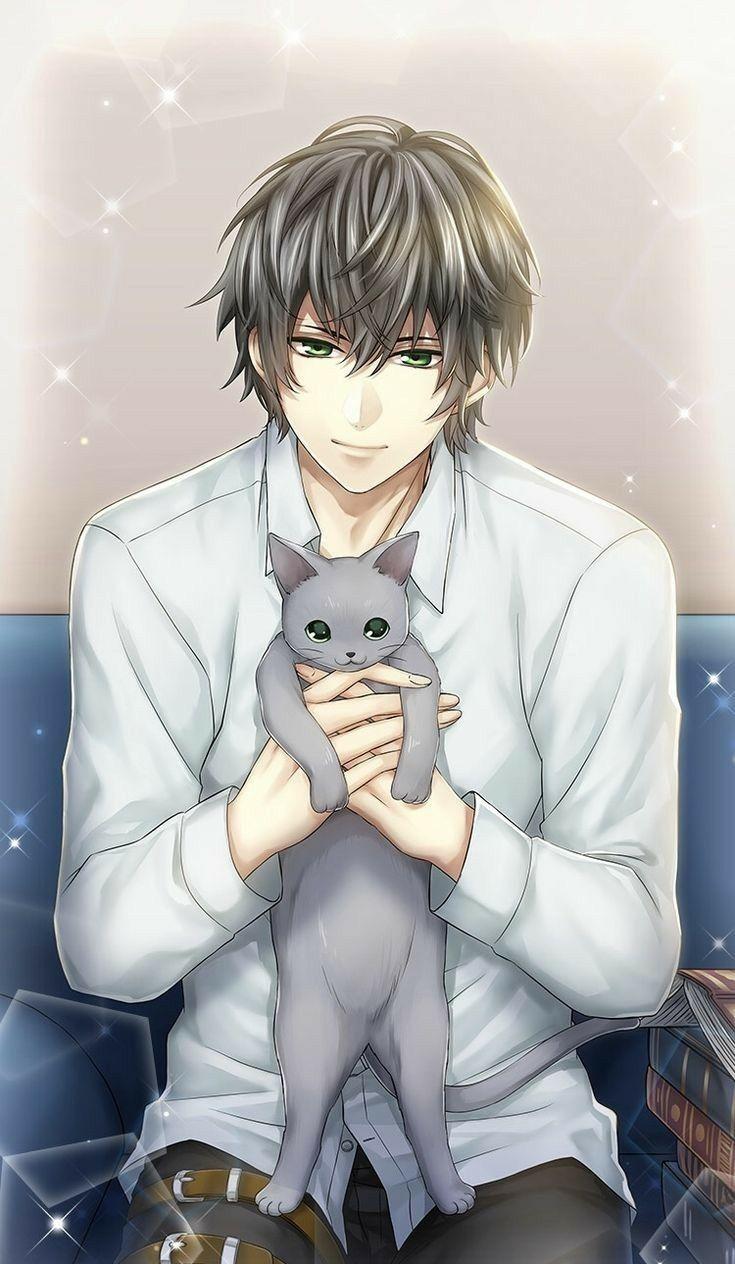Ray Blackwell Ikemen Revolution Anime Cute Anime Boy