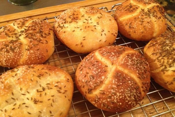 """Looking to recreate the weck rolls that were part of what used to be known as """"BW3's."""""""