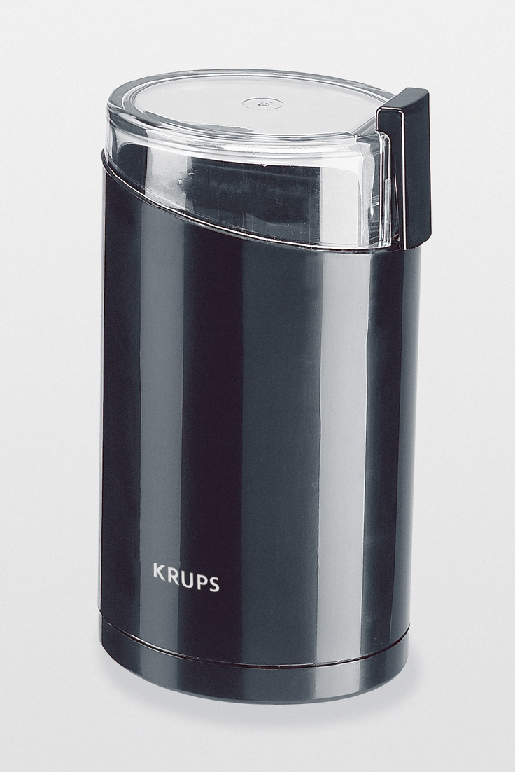 Krups Coffee Grinder KM75 - Black from www.EasiOnline.com