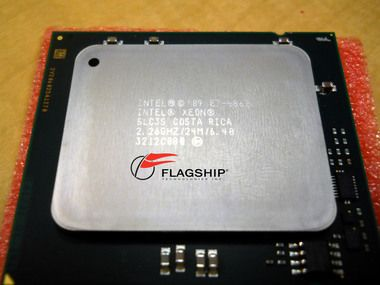 HP 653051-001 Intel Xeon E7-4860 2.26GHz/24MB 10-Core Processor
