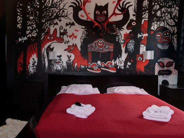 Lalala Art & Wine Bar Hotel - Poland