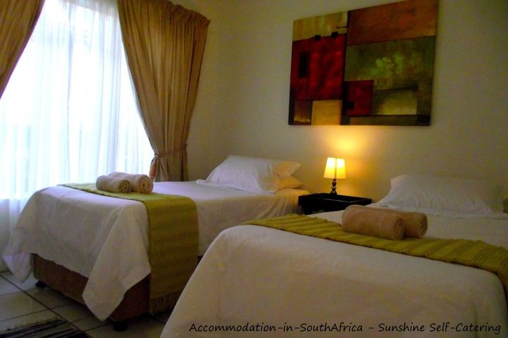 Variety of rooms available at Sunshine Self Catering. http://www.accommodation-in-southafrica.co.za/Mpumalanga/Nelspruit/SunshineSelfCatering.aspx