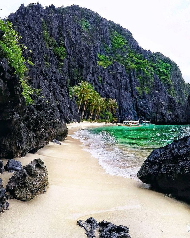 "PARADISE on Instagram: ""Secret Lagoon, El Nido, Palawan, Philippines  photo by @ninjarod """
